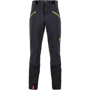 Karpos K-PERFORMANCE MOUNTANEERING nohavice čierne/zelené fluo