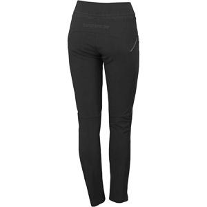 Karpos EASY dámske nohavice čierne/tmavosivé
