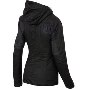 Karpos FRADUSTA dámska bunda čierna/tmavosivá