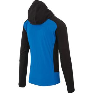 Karpos JELO bunda modrá/čierna