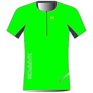 Karpos LAVAREDO TECH tričko zelené fluo