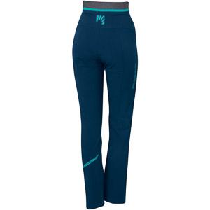 Karpos TRE CIME dámske nohavice modré/zelené