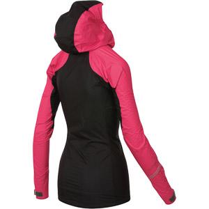 Karpos LOT RAIN dámska bunda ružová/čierna