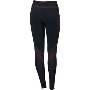 Karpos QUICK dámske nohavice čierne/ružové