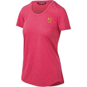 Karpos RAVALLES dámske tričko ružové
