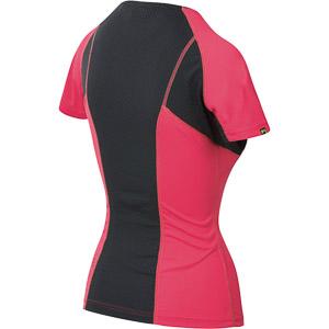 Karpos SASSONGHER dámske tričko ružové/tmavosivé