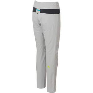 Karpos DOLADA dámske nohavice sivé/tmavosivé