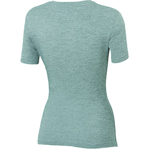 Karpos ALTA VIA dámske tričko modrosivé