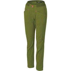 Karpos NOGHERA dámske nohavice zelené