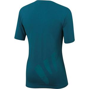 Karpos STELLA ALPINA tričko modrozelené