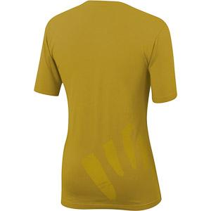 Karpos STELLA ALPINA tričko olivové