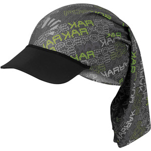 Karpos LONGERES čiapka čierna/zelená/tmavosivá
