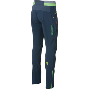 Karpos K-P ROCK lezecké nohavice modré/zelené