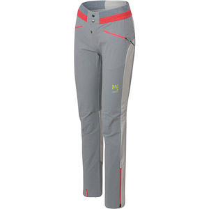 Karpos K-P ROCK CLIMBING dámske nohavice sivé/zelené