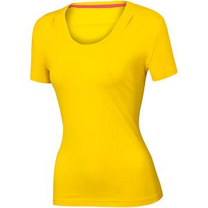 Karpos GENZIANA dámske tričko žlté