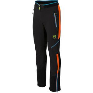 Karpos ALAGNA PLUS EVO nohavice oranžové/čierne