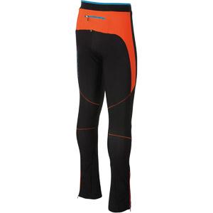 Karpos ALAGNA Evo nohavice čierne/oranžové/modré