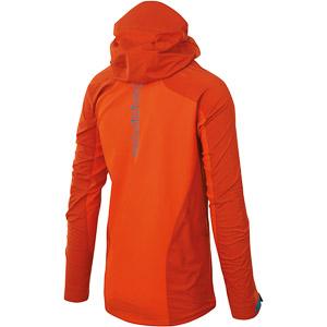 Karpos MARMOLADA bunda oranžová/červená