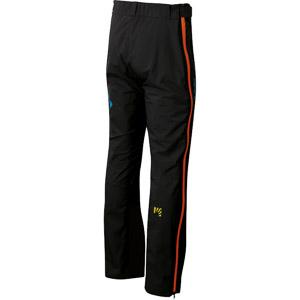 Karpos STORM EVO nohavice čierne/svetlomodré