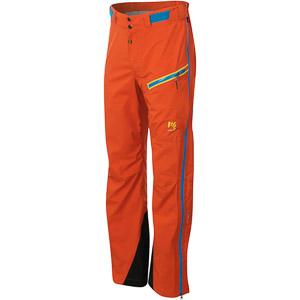 Karpos STORM EVO nohavice oranžové