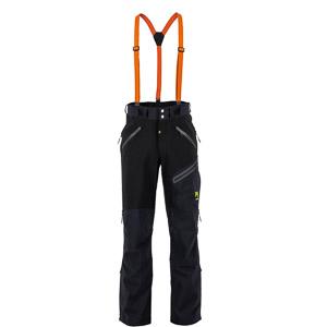 Karpos SCHIARA EVO nohavice čierne/tmavosivé