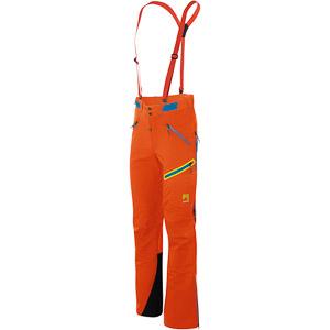Karpos SCHIARA EVO nohavice oranžové