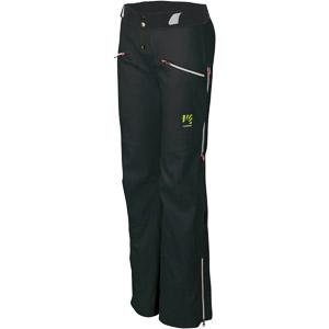 Karpos MARMOLADA  dámske nohavice čierne