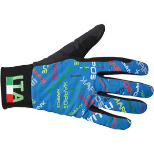 Karpos LEGGERO ITALIA rukavice modré/multicolor