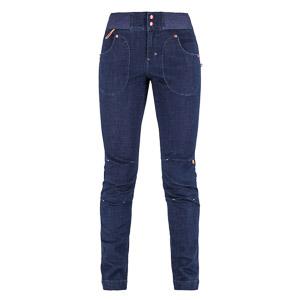 Karpos SALICE JEANS dámske nohavice džínsové modré