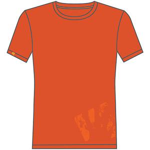 Karpos ASTRO ALPINO tričko oranžové