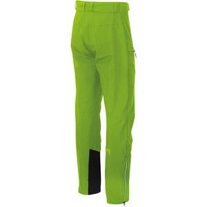 Karpos PALU' nohavice svetlozelené