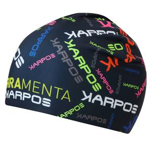 Karpos PIERRAMENTA RACE čiapka čierna/multicolor