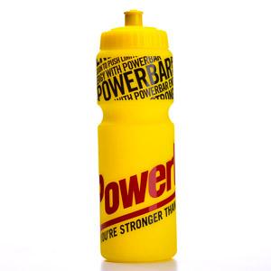 PowerBar Cycling Fľaša s veľkým logom 750ml žltá