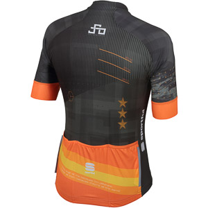 Sportful SAGAN STARS BodyFit TEAM dres tmavý