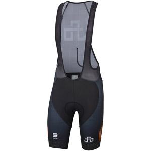 Sportful SAGAN STARS BodyFit CLASSIC nohavice tmavosivé