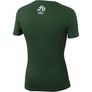Sportful PETER SAGAN TEE tričko tmavozelené