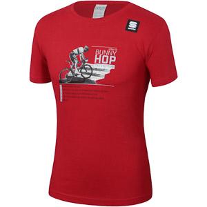 Sportful PETER SAGAN HOP tričko červené