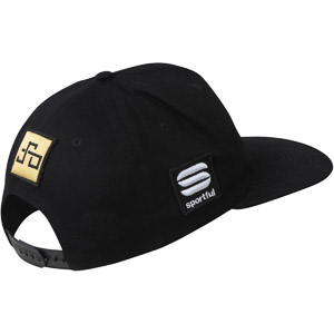 Sportful SAGANCAP SAGAN GOLD šiltovka čierna