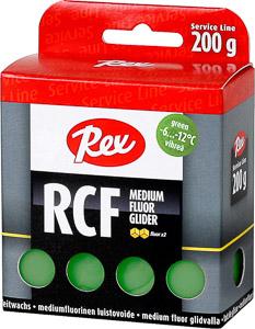 Rex strednefluórový Racing Fluor Zelený 2*100 g -6...-12 C