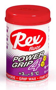 Rex Power Grip Fialový +3...-5 C