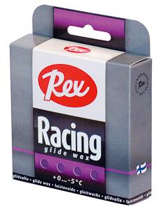 Rex Racing glide sklzový parafín 2x43g Fialový +2...-4 C