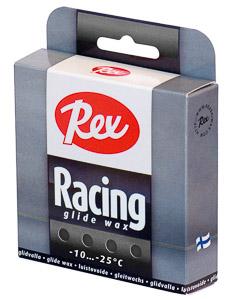 Rex Racing glide sklzový parafín 2x43g Graphite -7...-25 C