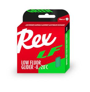 Rex LF Nízkofluórový vosk NOVÝ Zelený