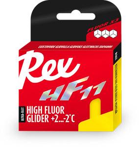 Rex HF11 žltý vysokofluorový vosk +2 ...-2 C 40 g