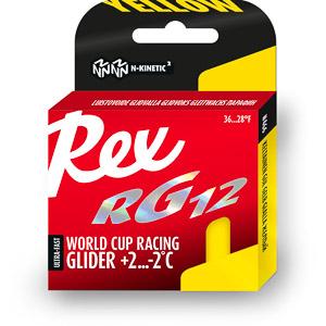 Rex RG12 žltý new 40 g