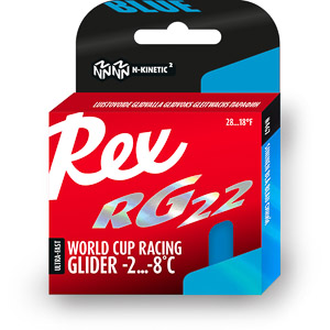 Rex RG22 modrý new 40 g