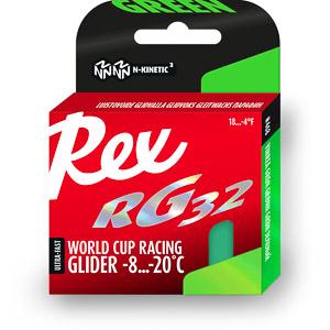 Rex RG32 zelený new 40 g