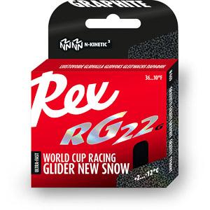 Rex RG22 grafitový nový sneh 40 g