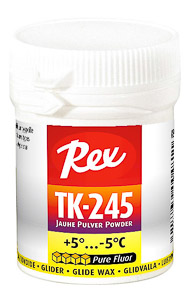 Rex 100% fluorcarbon FFFF TK-245 prášok 30 g +5...-5 C