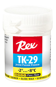 Rex TK-29 prášok 30 g -2...-8 C